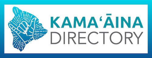 Kamaaina Directory